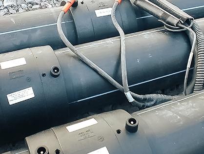 Атестація зварників полімерних трубопроводів