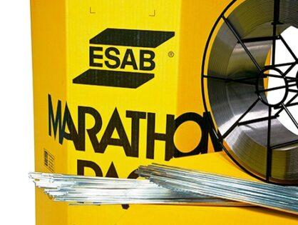 Проведені роботи із сертифікації порошкового дроту виробництва ESAB