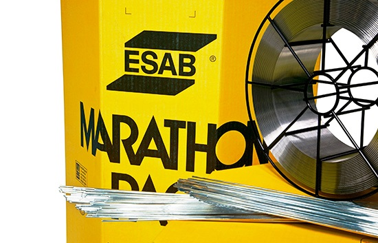 Проведены работы по сертификации порошковой проволоки производства ESAB